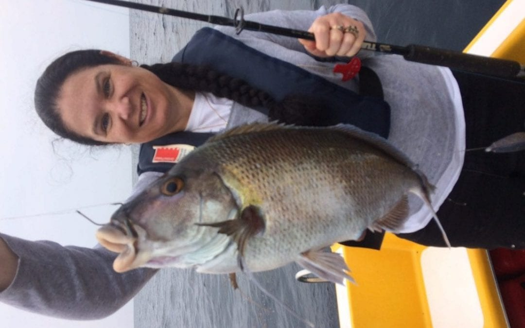 FISHING REPORT FOR WEEK ENDING 20 JANUARY 2020