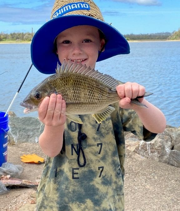 FISHING REPORT FOR WEEK COMMENCING 6 APRIL 2020