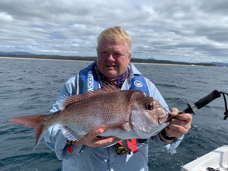 FISHING REPORT FOR WEEK COMMENCING 11 MAY 2020