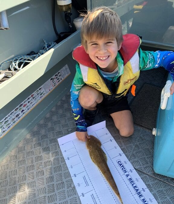 FISHING REPORT FOR WEEK COMMENCING 13 JULY 2020