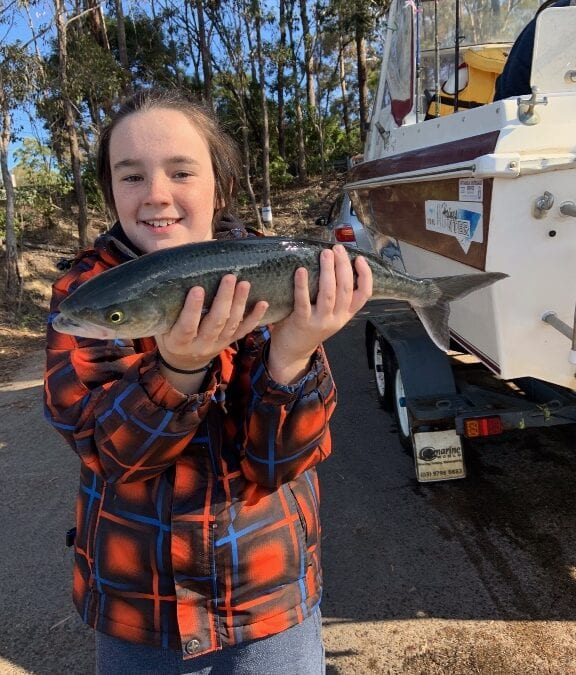 FISHING REPORT FOR WEEK COMMENCING 6 JULY 2020
