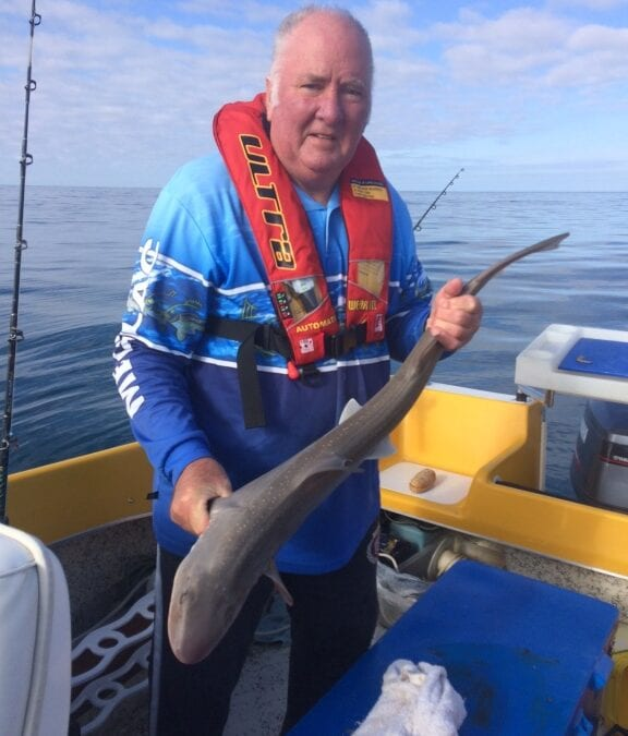 FISHING REPORT FOR WEEK COMMENCING 3 AUGUST 2020
