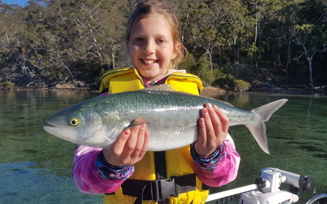 FISHING REPORT FOR WEEK COMMENCING 7 SEPTEMBER 2020
