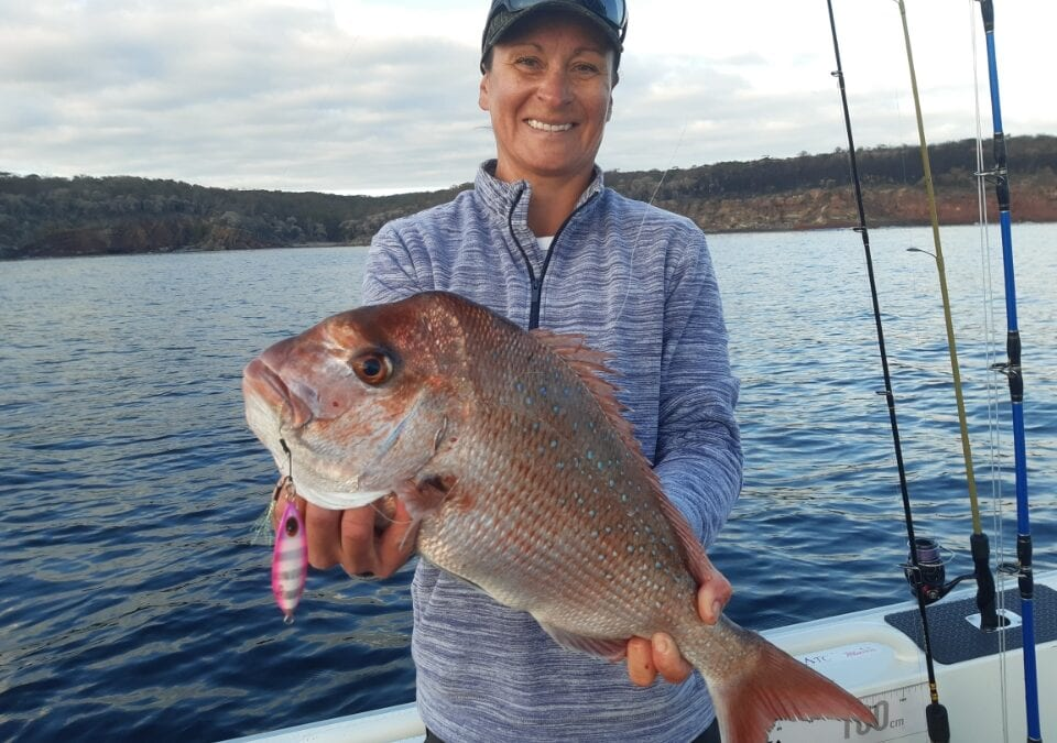 FISHING REPORT FOR WEEK COMMENCING 21 SEPTEMBER 2020