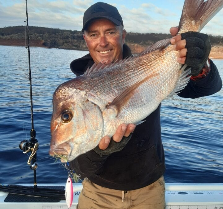 FISHING REPORT FOR WEEK COMMENCING 5 OCTOBER 2020