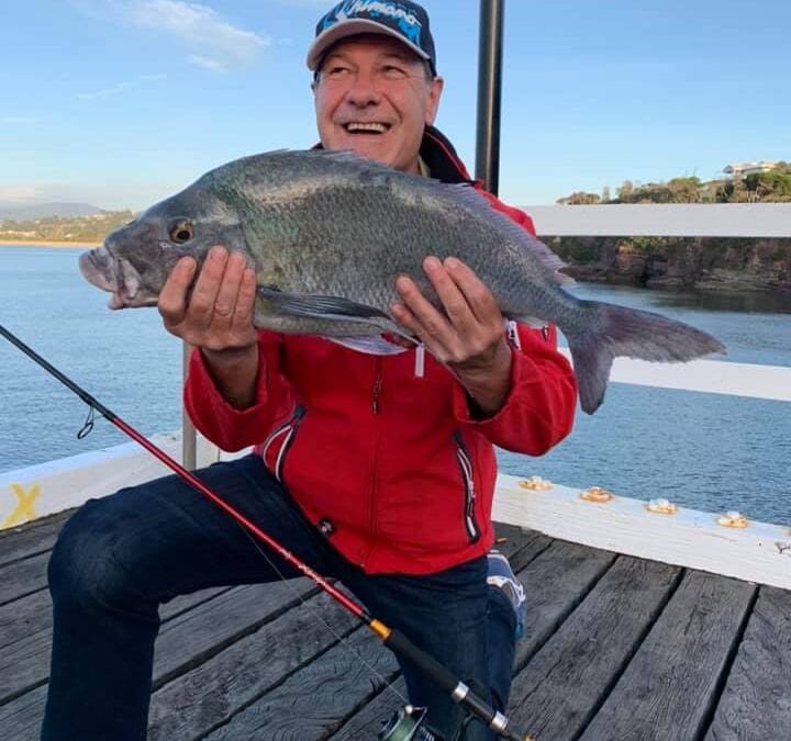 FISHING REPORT FOR WEEK COMMENCING 14 DECEMBER 2020