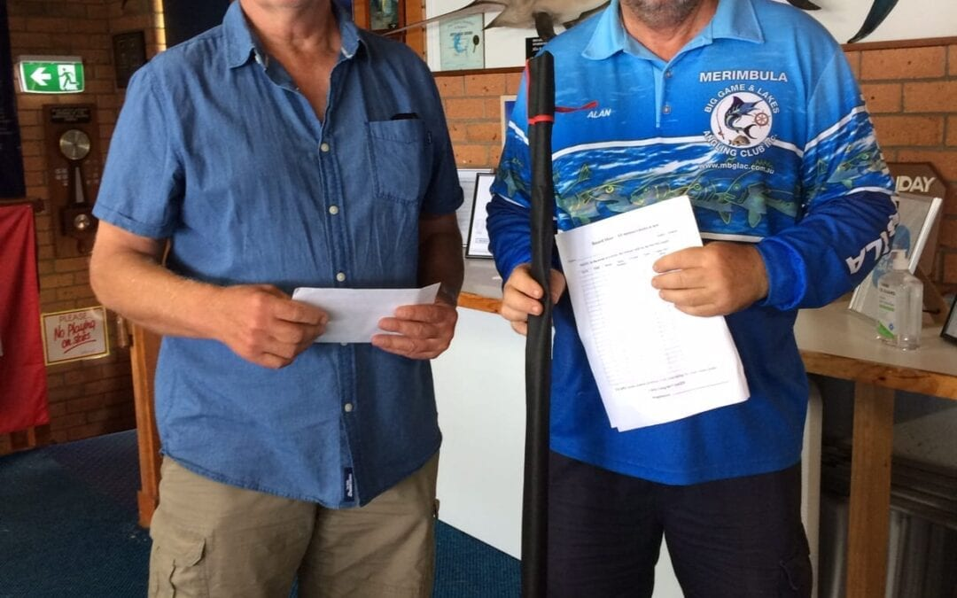 FISHING REPORT FOR WEEK COMMENCING 23 NOVEMBER 2020